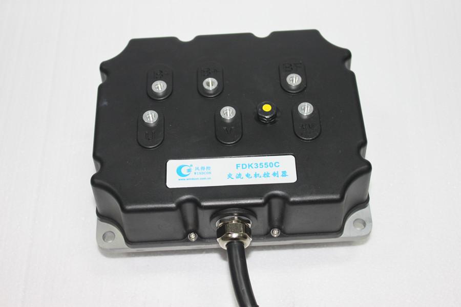 FDK3550C电动轿车老年代步车电动叉车交流异步电机控制器5KW