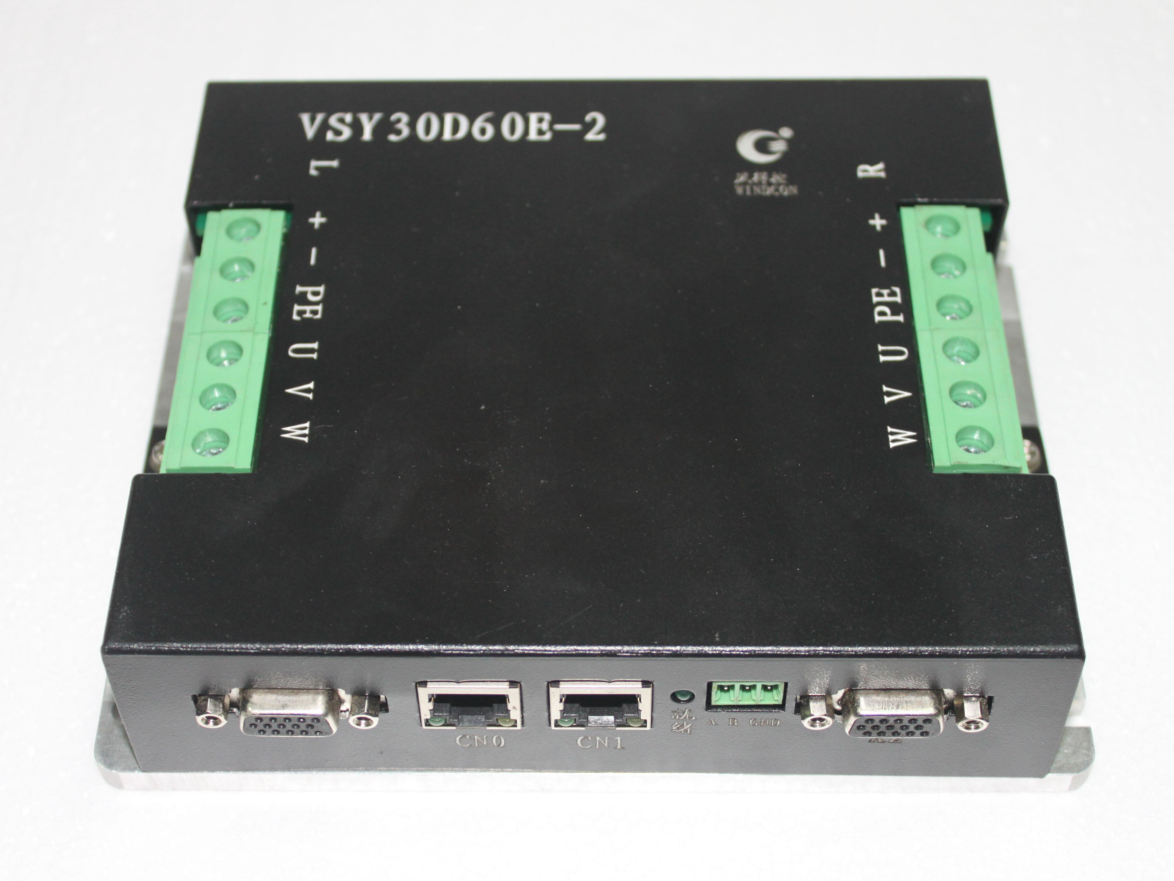移动式机器人双路低压交流伺服VSY30D60E-2